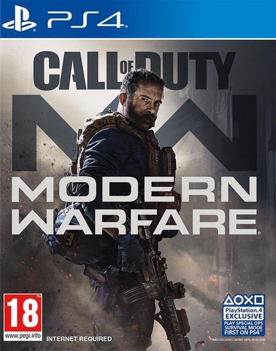 Call of Duty: Modern Warfare – PS4