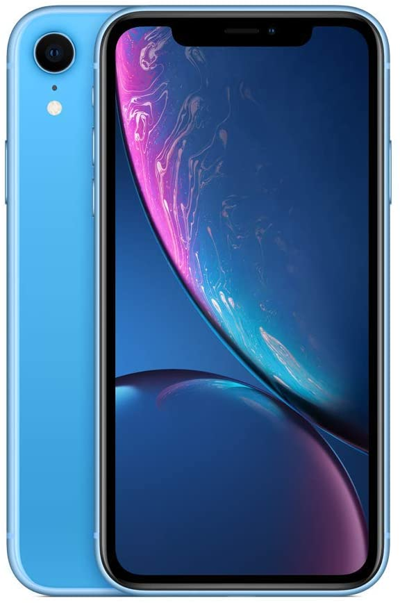 iPhone XR (128 GB) - Blauw