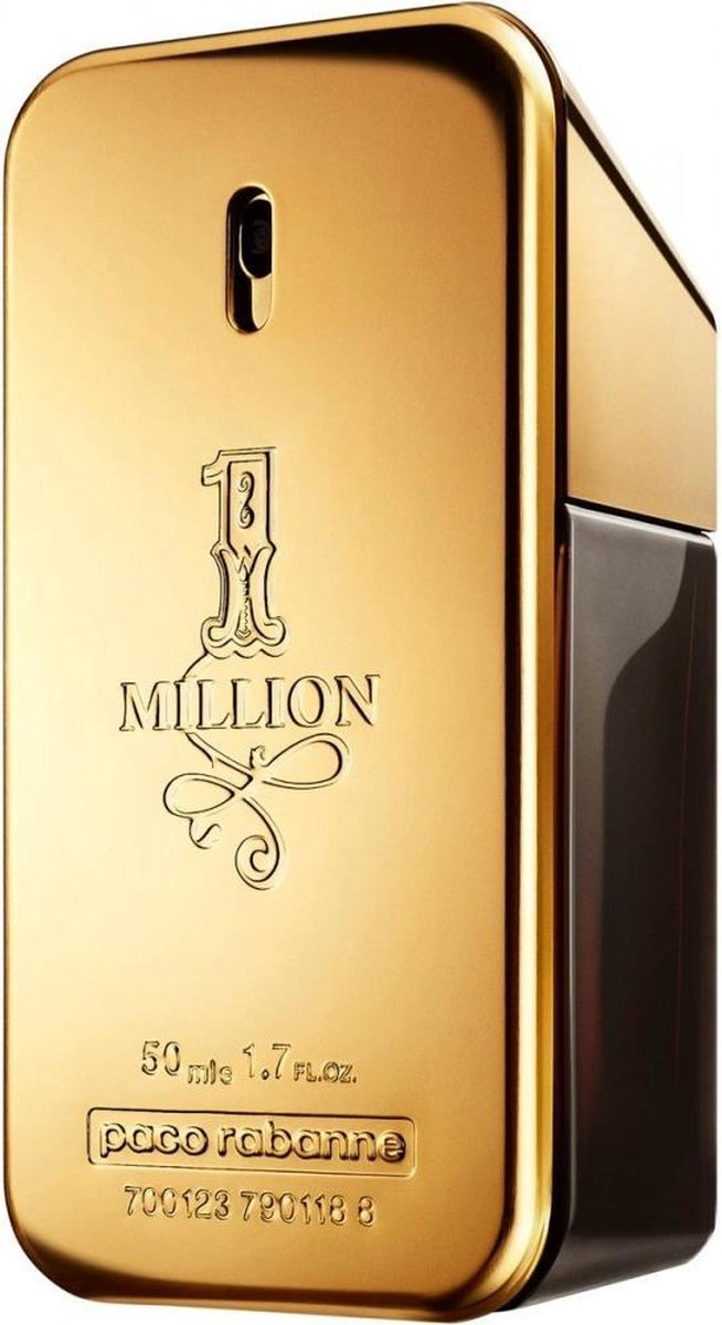 Paco Rabanne 1 Million 50 ml – Eau de Toilette – Herenparfum
