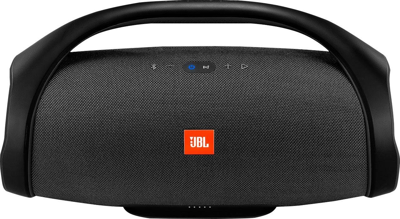 JBL Boombox portable luidspreker (Bluetooth, 60 W, JBL Connect+, Sound modus voor in- en outdoor)