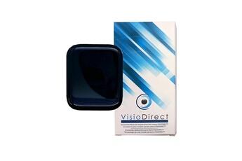 Accessoires téléphone Visiodirect Ecran complet compatible avec apple watch serie 6 44 mm vitre tactile + ecran lcd -visiodirect-