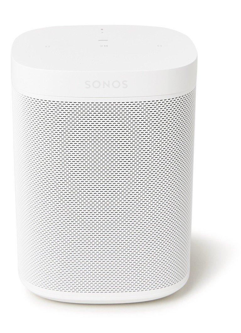 Sonos One smart speaker met Google Assistant stembediening