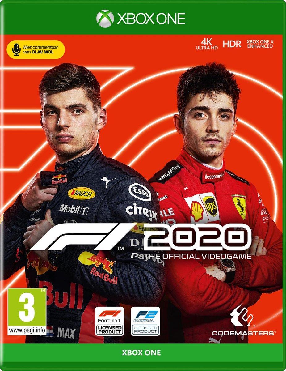 F1 2020 – Standard Edition – Xbox One