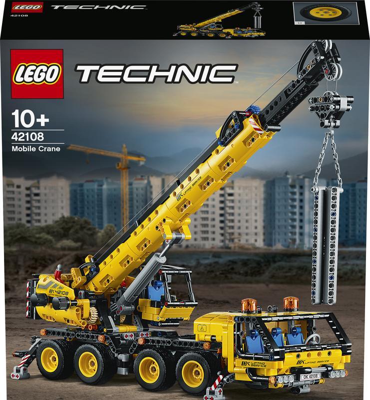 LEGO Technic Mobiele Kraan (42108)