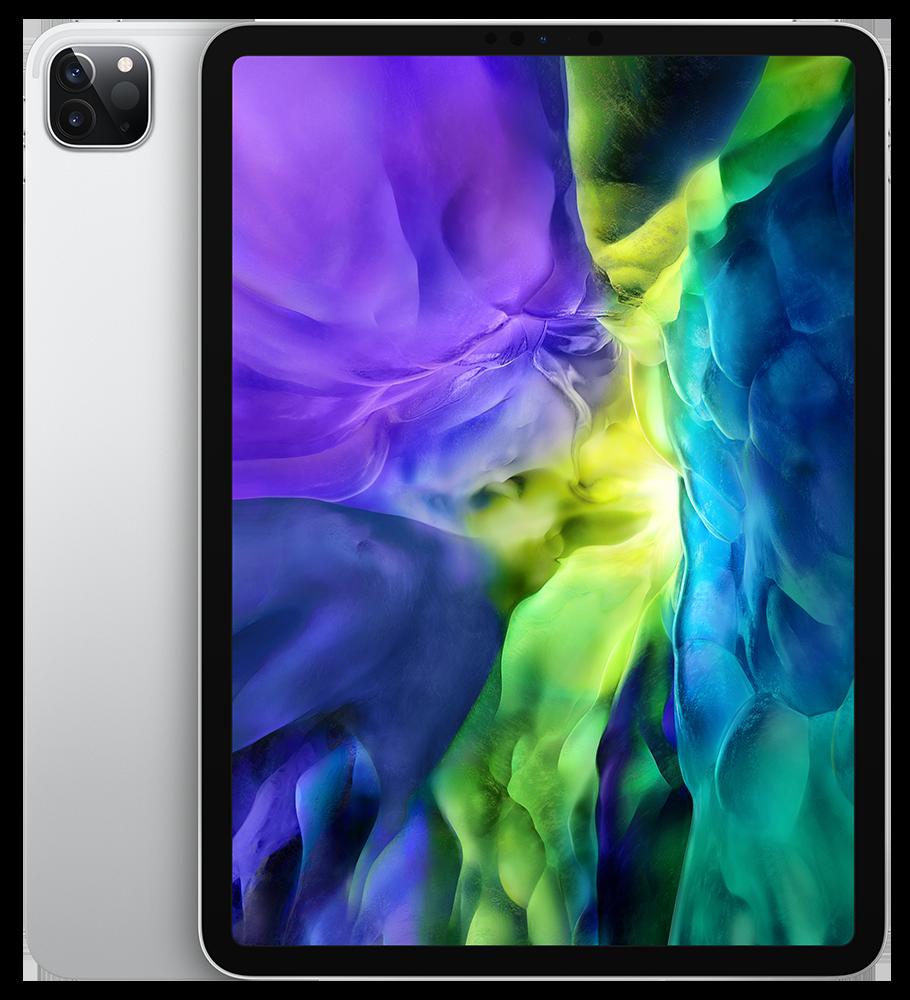 APPLE iPad Pro 11″ (2020) WiFi – Zilver 128GB