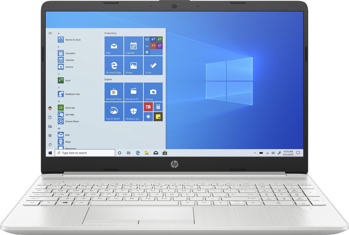 HP 15-dw1016nd – Laptop – 15.6 Inch