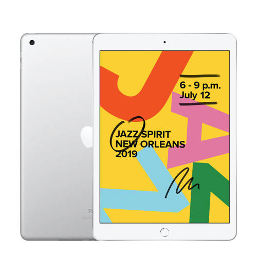 Apple iPad 2019 128GB Wifi Zilver
