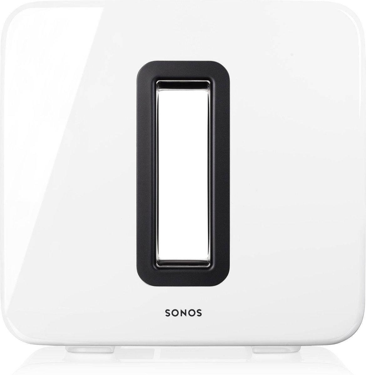 Sonos SUB 2.0 – Subwoofer – Wit