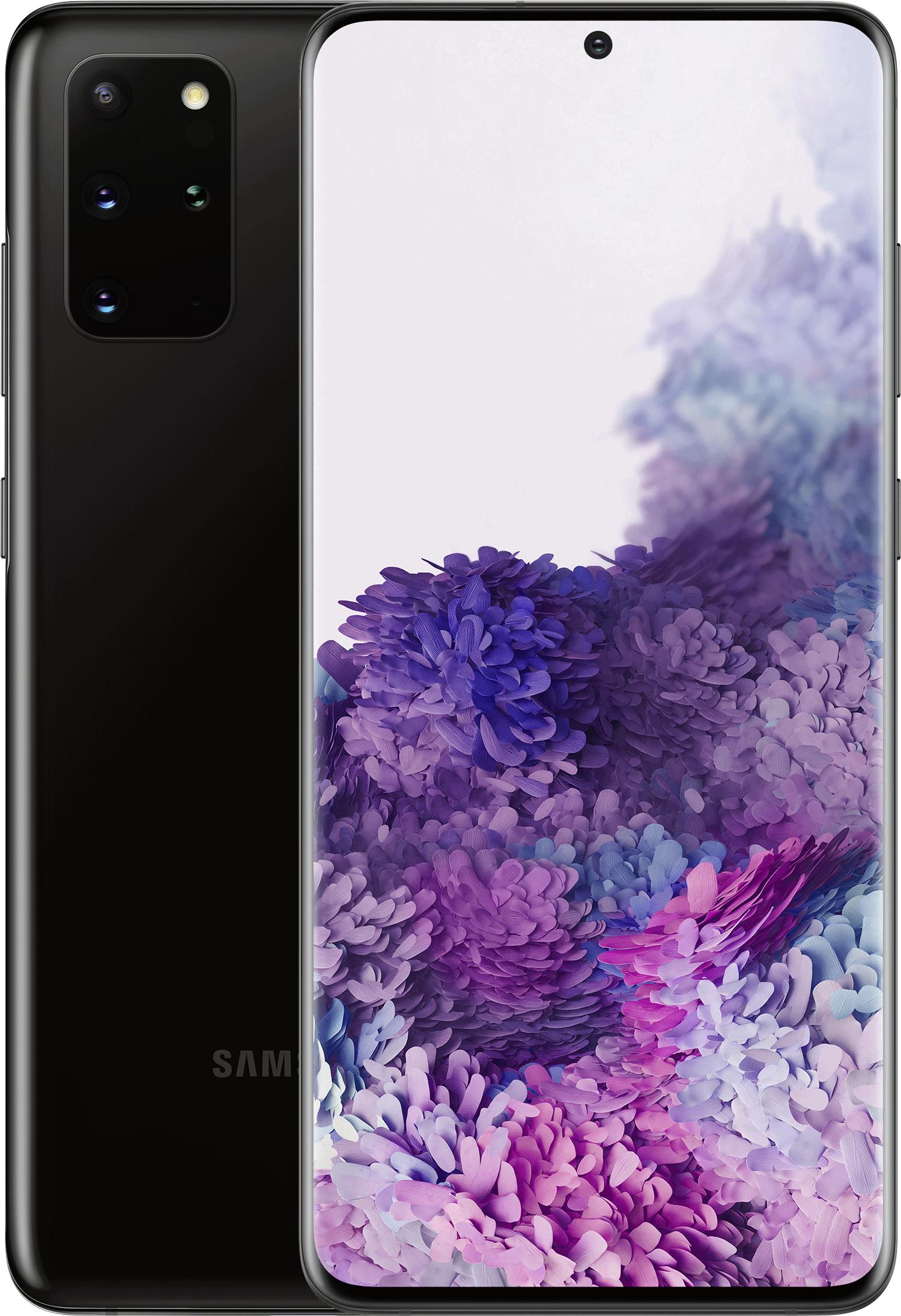 SAMSUNG Galaxy S20 Plus – 128 GB Dual-sim Zwart 5G