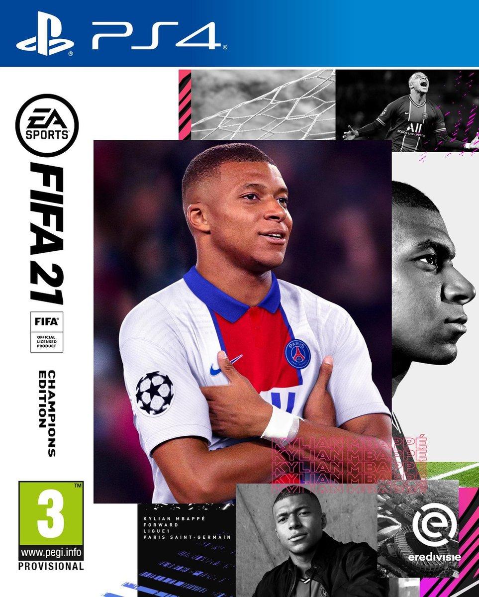 FIFA 21 – Champions Edition – PS4
