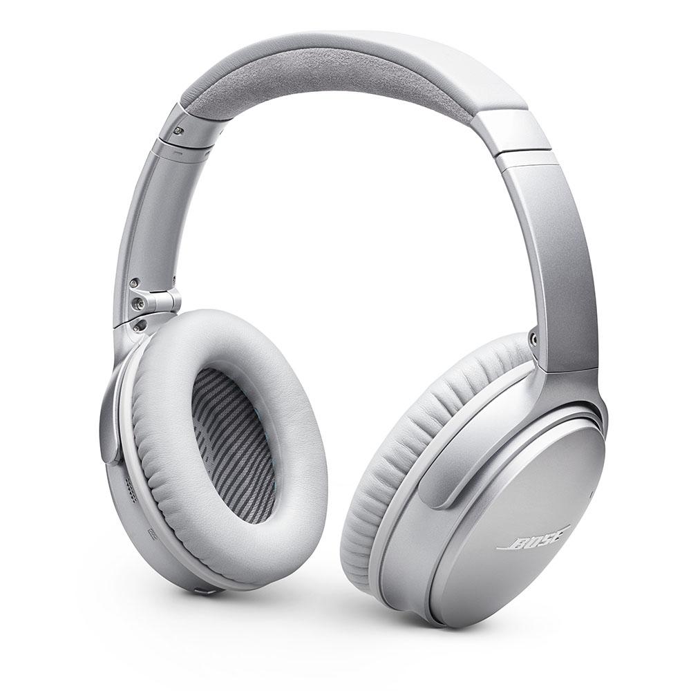 Bose Over-Ear QuietComfort 35 II – Zilver