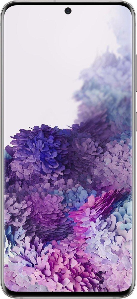 Samsung Galaxy S20 SM-G980F 15,8 cm (6.2″) Android 10.0 4G USB Type-C 8 GB 128 GB 4000 mAh Wit