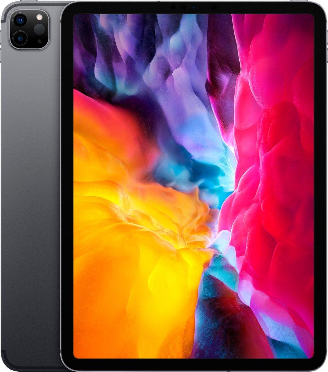 """Apple iPad Pro 11 """" (2020) 4e Generatie – Gerenoveerd door SUPREME MOBILE – A GRADE – 256 GB – Alleen wifi – Ruimt"""