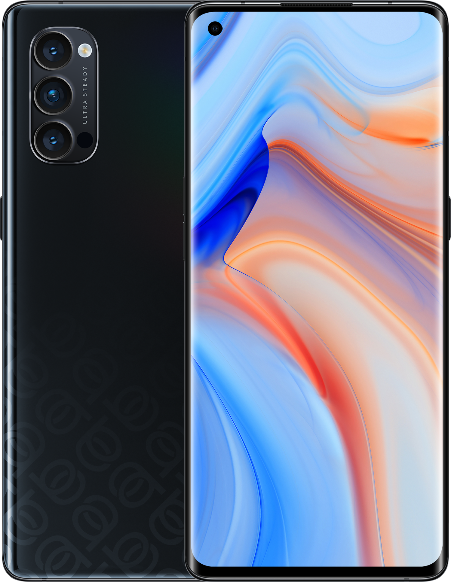 OPPO Reno4 Pro 5G – 256 GB Zwart