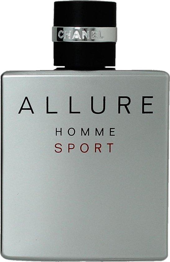 Chanel Allure Homme Sport CHANEL – Allure Homme Sport Eau de Toilette Verstuiver – 50 ML