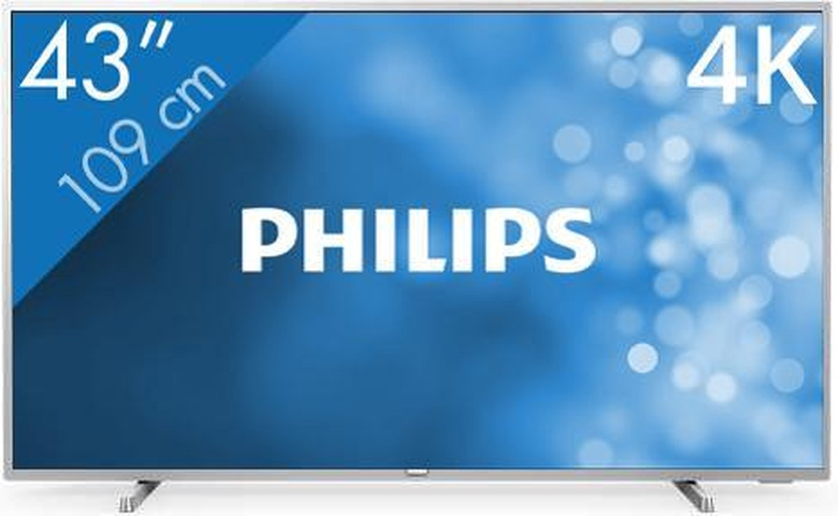 Philips 43PUS6554/12 – 4K TV