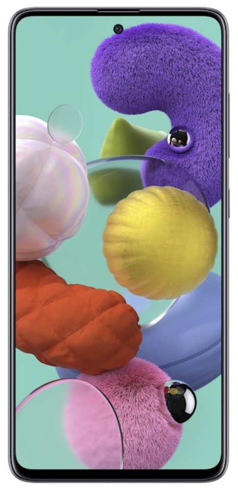 Outlet: Samsung Galaxy A51 – 128 GB – Zwart