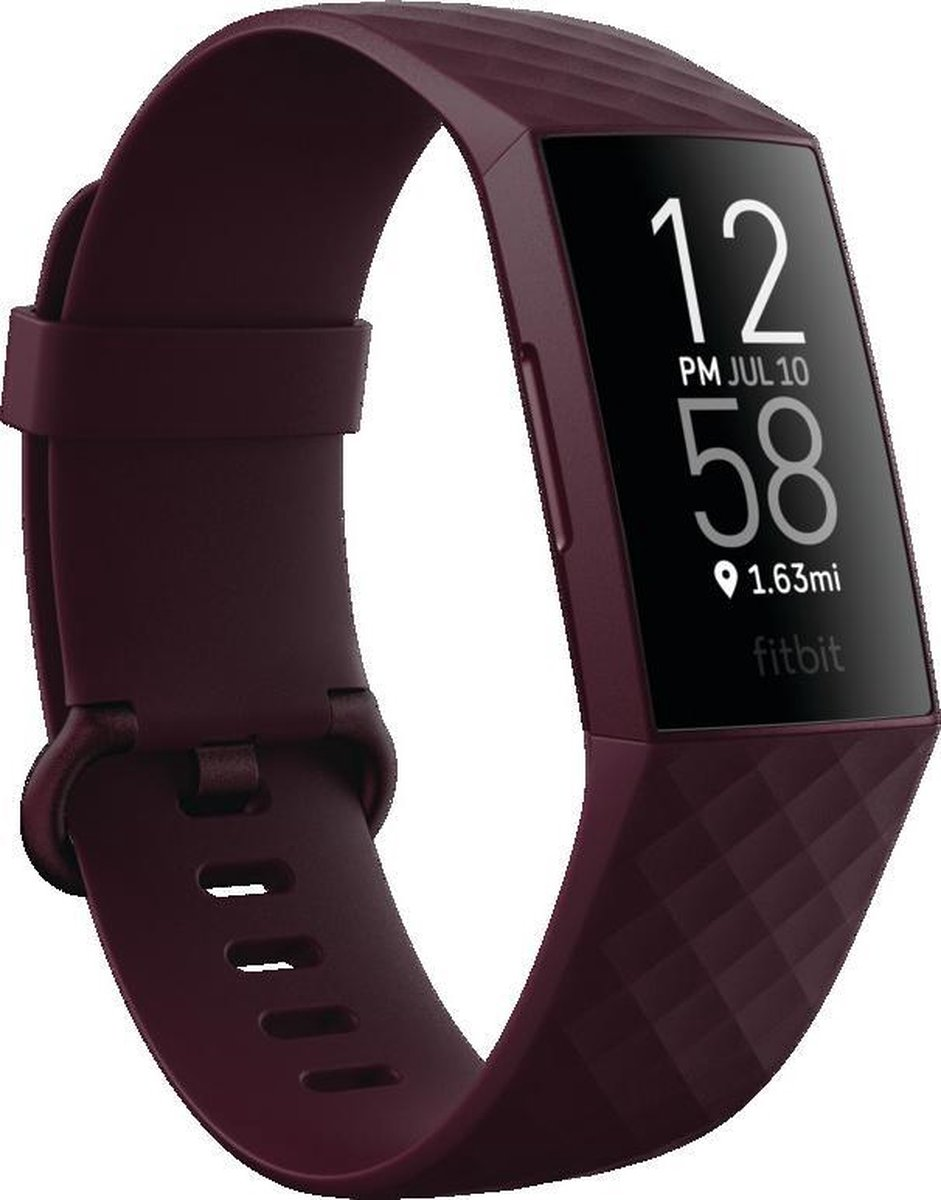 Fitbit Charge 4 – Activity tracker – Paars