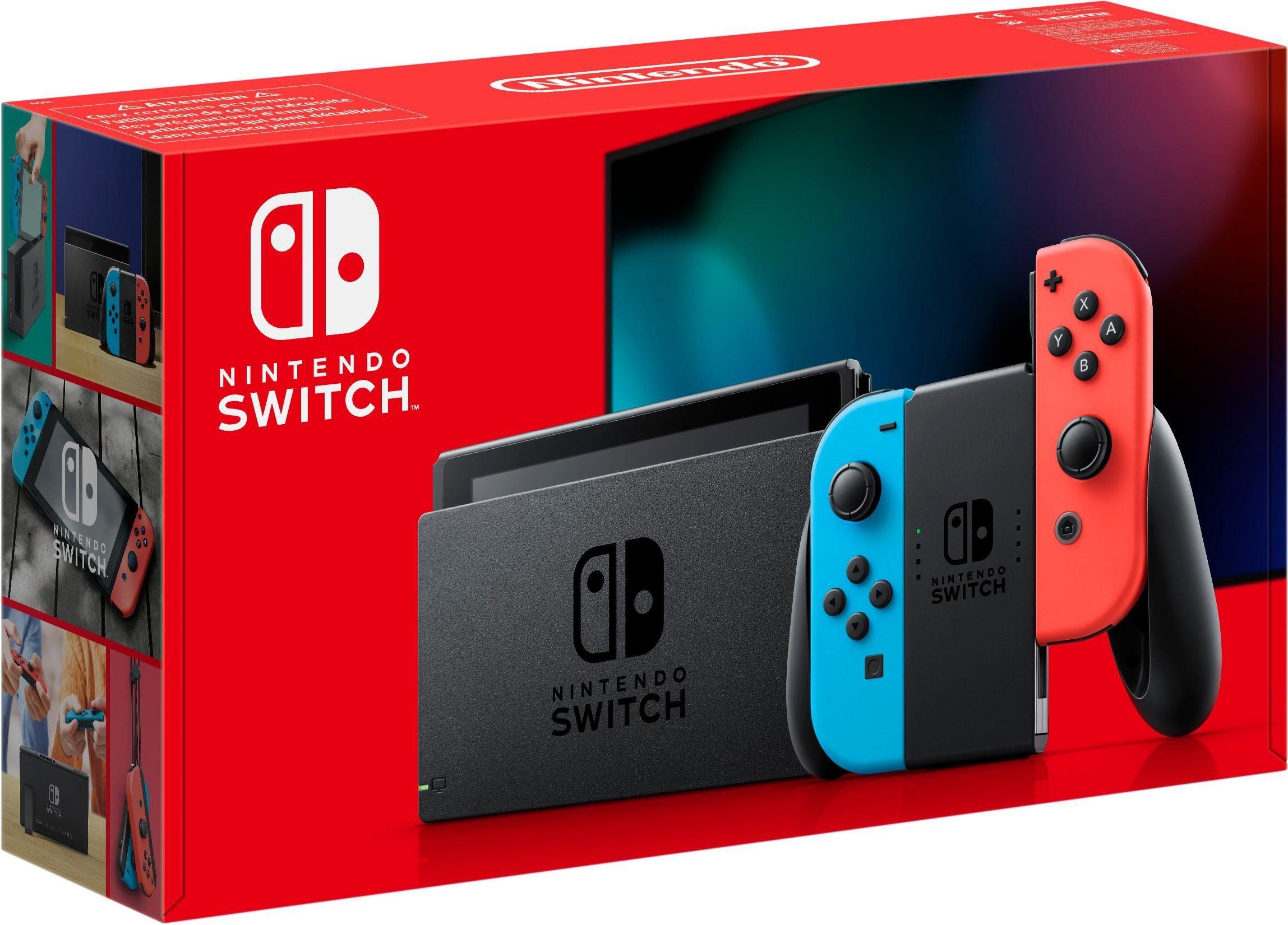 Nintendo Switch 2019 – nieuw model