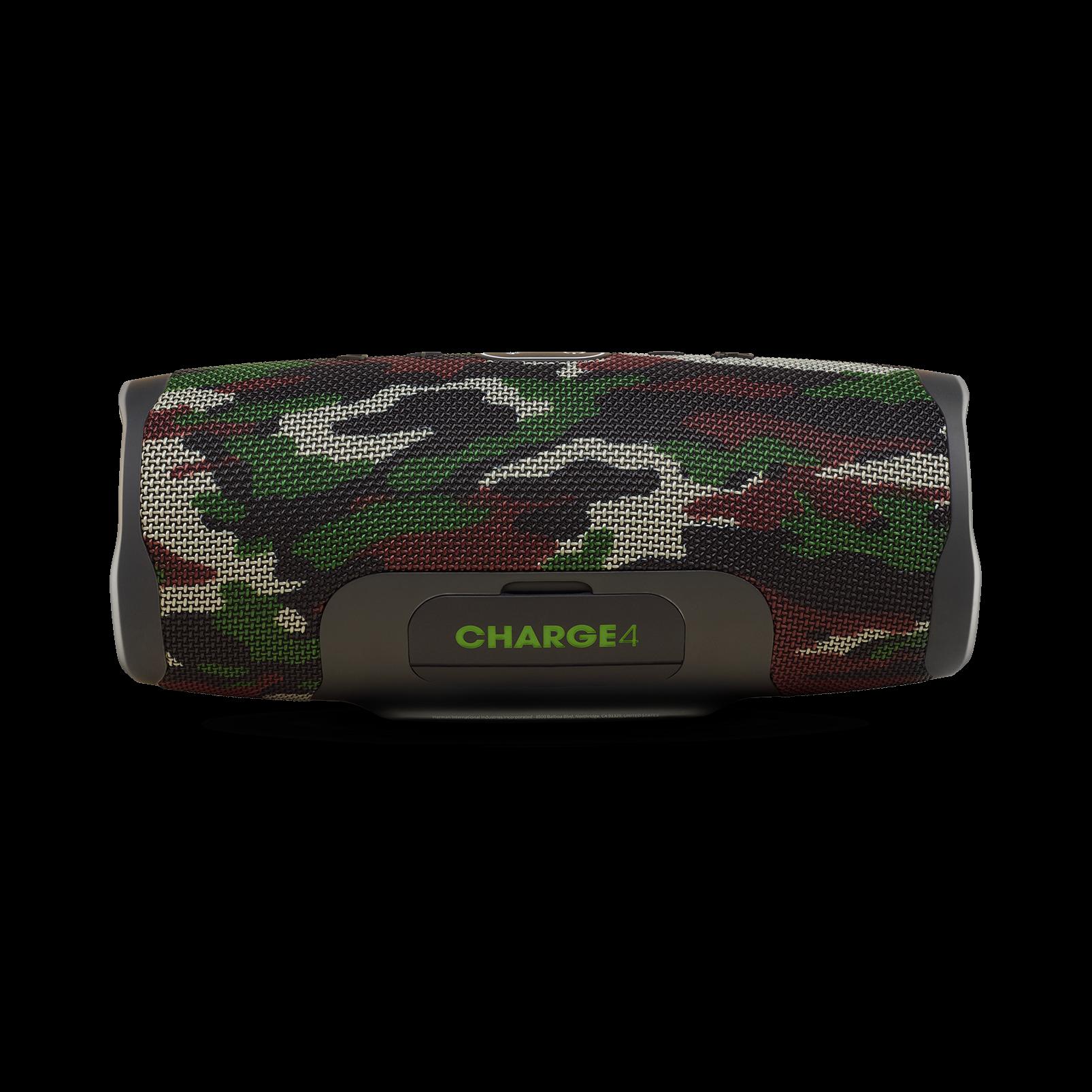 JBL Charge 4 Squad Bluetooth Speaker