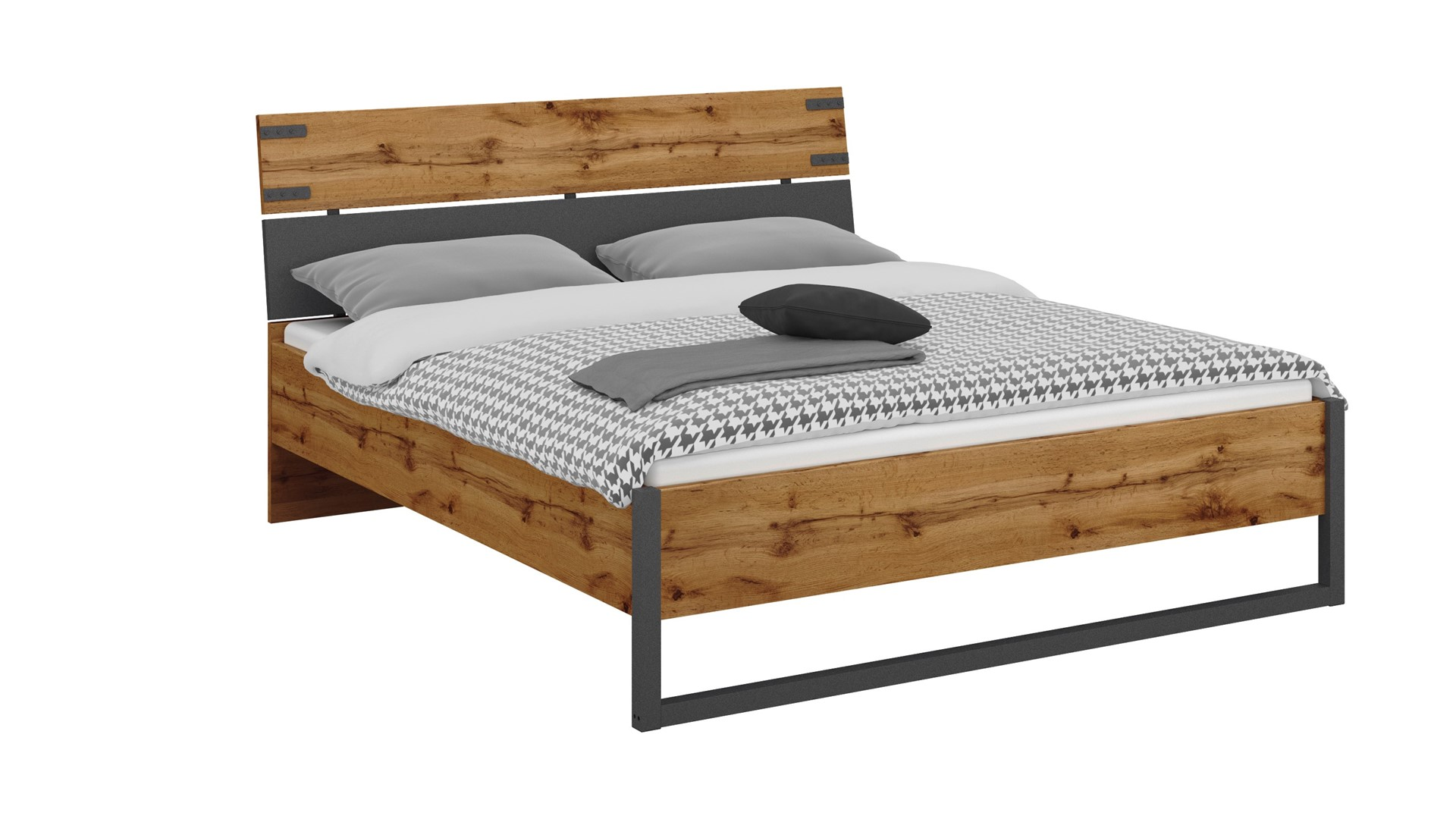 Bed Detroit: nú met €200 introductiekorting én 15% extra Black Friday korting