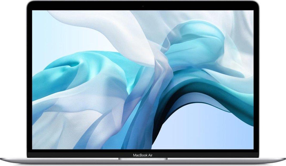 Apple Macbook Air (2020) – 13.3 inch – Intel Core i3 – 512 GB – Zilver – Azerty
