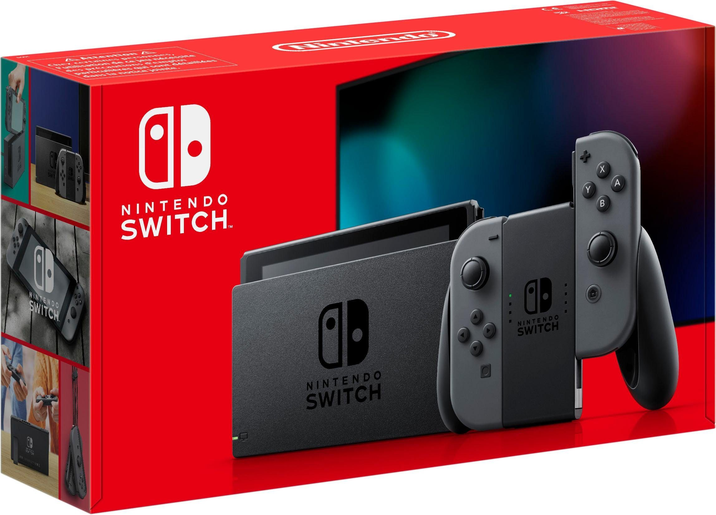 Nintendo Switch 2019 – Nieuw model