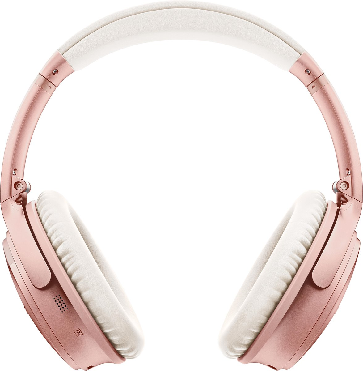 Bose QuietComfort 35 II – Draadloze over-ear koptelefoon met Noise Cancelling – Rose gold