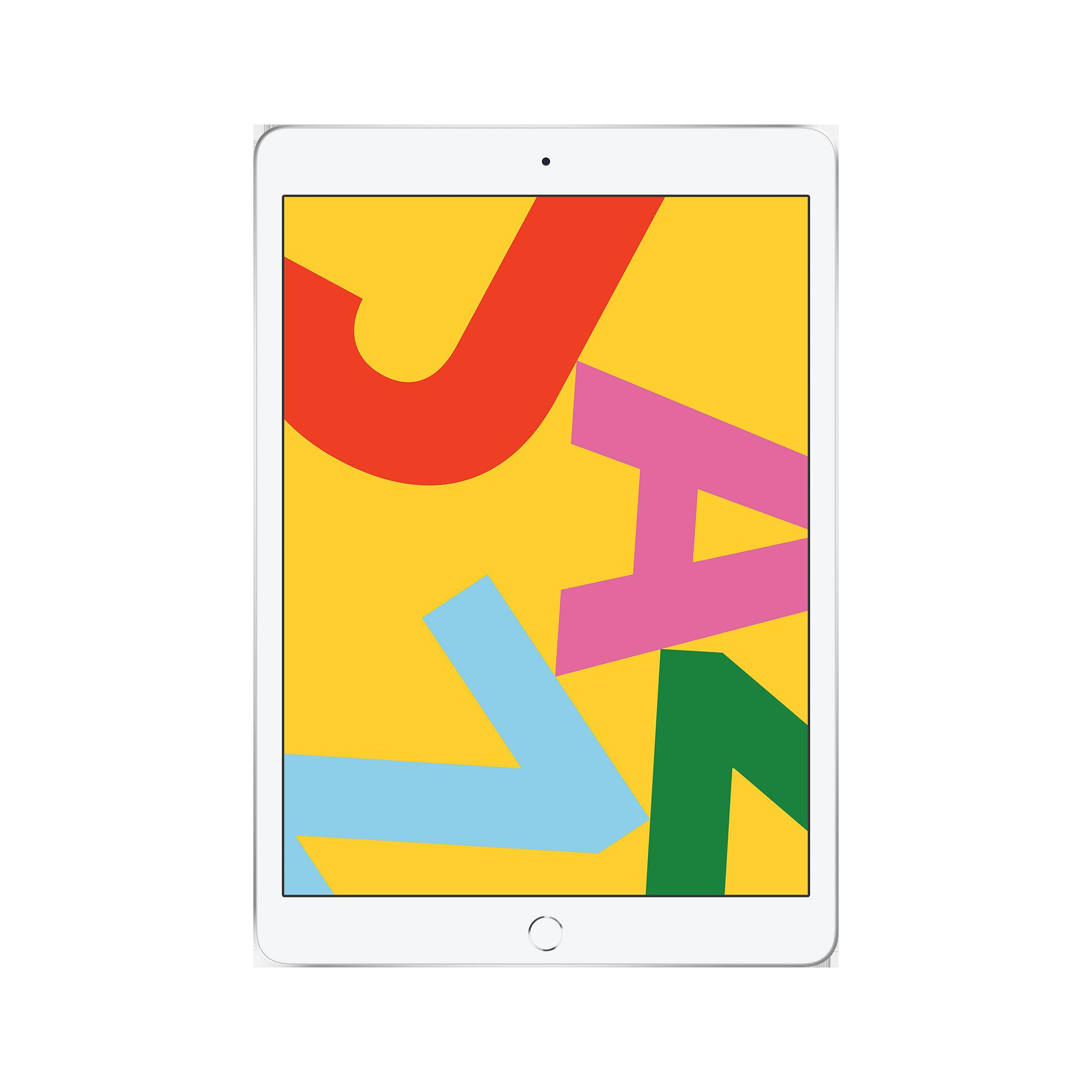 APPLE iPad (2019)128GB WiFi – Zilver