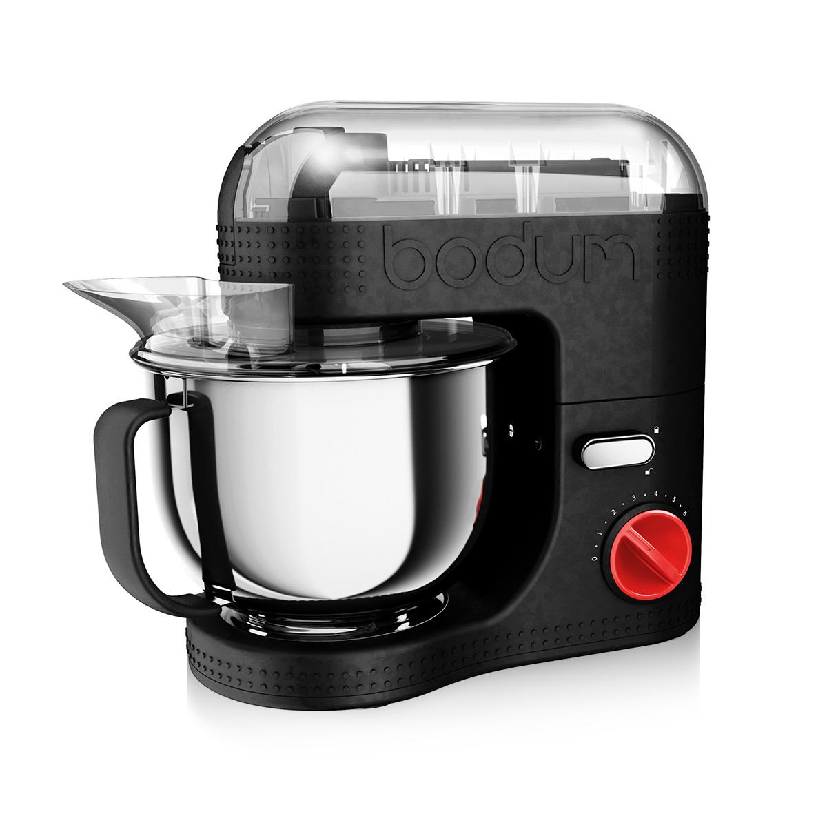 BISTRO: Robot de cuisine électrique, 700 W, bol inox 4.7 l