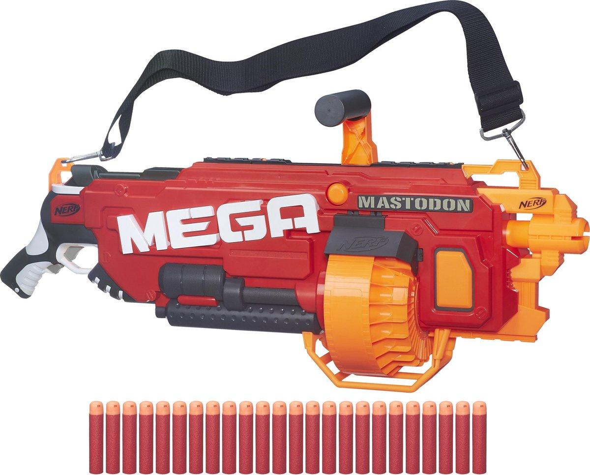 NERF Mega Mastodon – Blaster