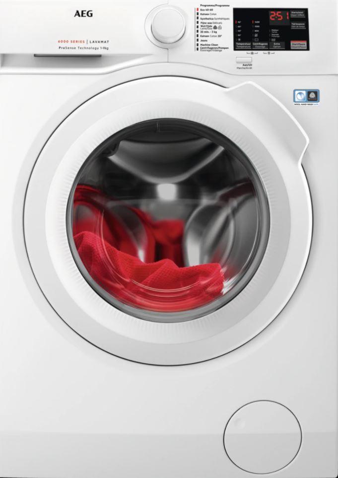 AEG Wasmachine L6FBI94BW