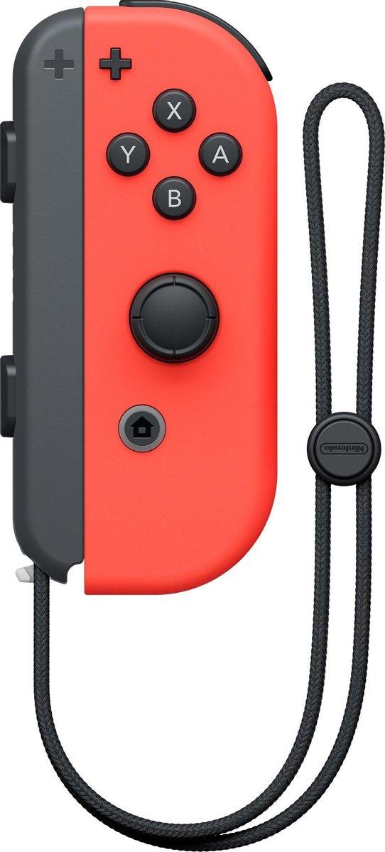 Joy-Con Controller Rechts (Neon Red)
