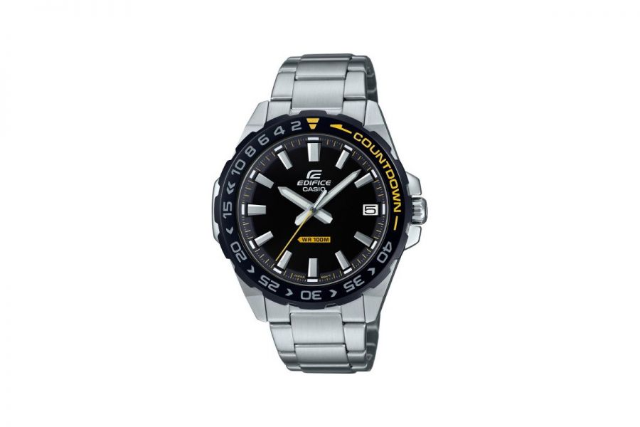 Casio Edifice EFV-120DB-1AVUEF Heren Horloge 43mm WR 100mt