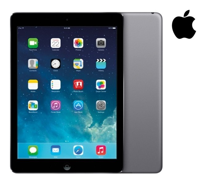 Apple iPad Air met 9,7″ Retina Display   Keuze uit 16GB of 32GB