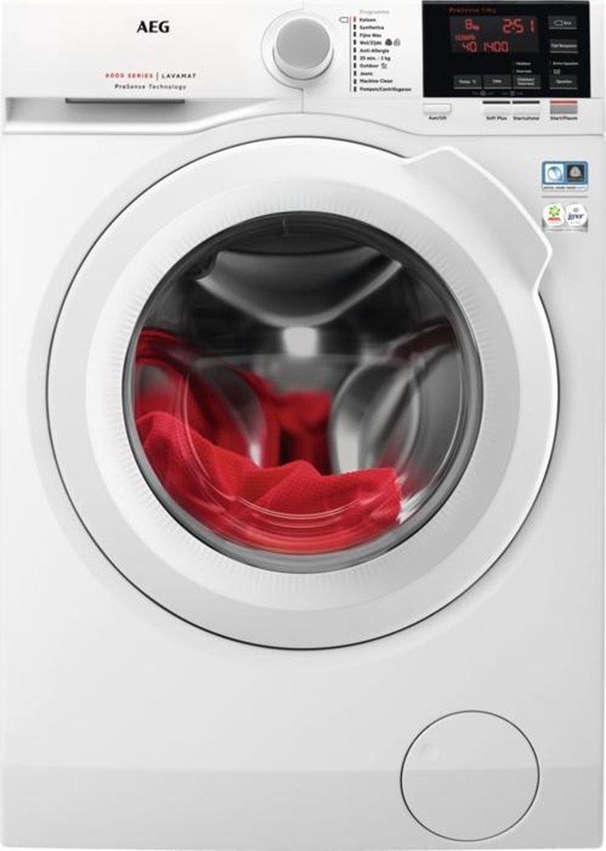 AEG L6FBN84GP – Wasmachine