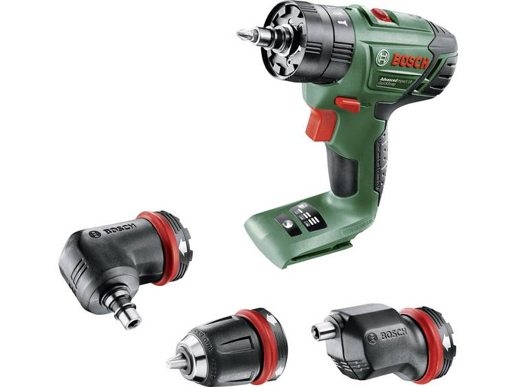 Bosch Home and Garden AdvancedImpact 18 Accuklopboor/schroefmachine 18 V Li-ion Zonder accu