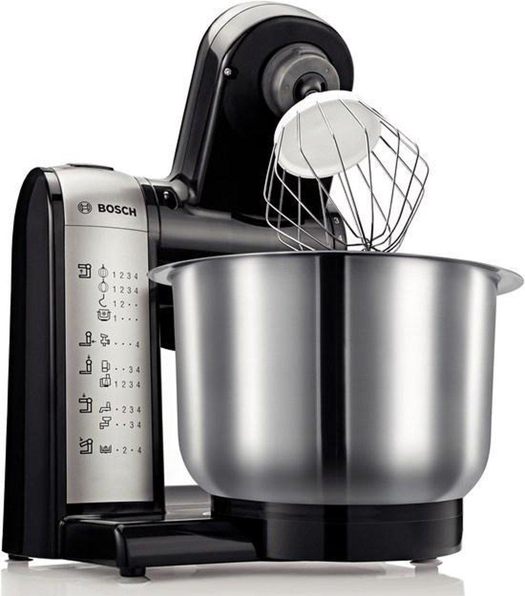 Bosch MUM48A1 – Keukenmachine – Zwart