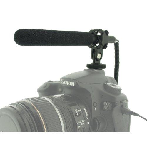 POLAROID Pro Video Shotgun Microfoon