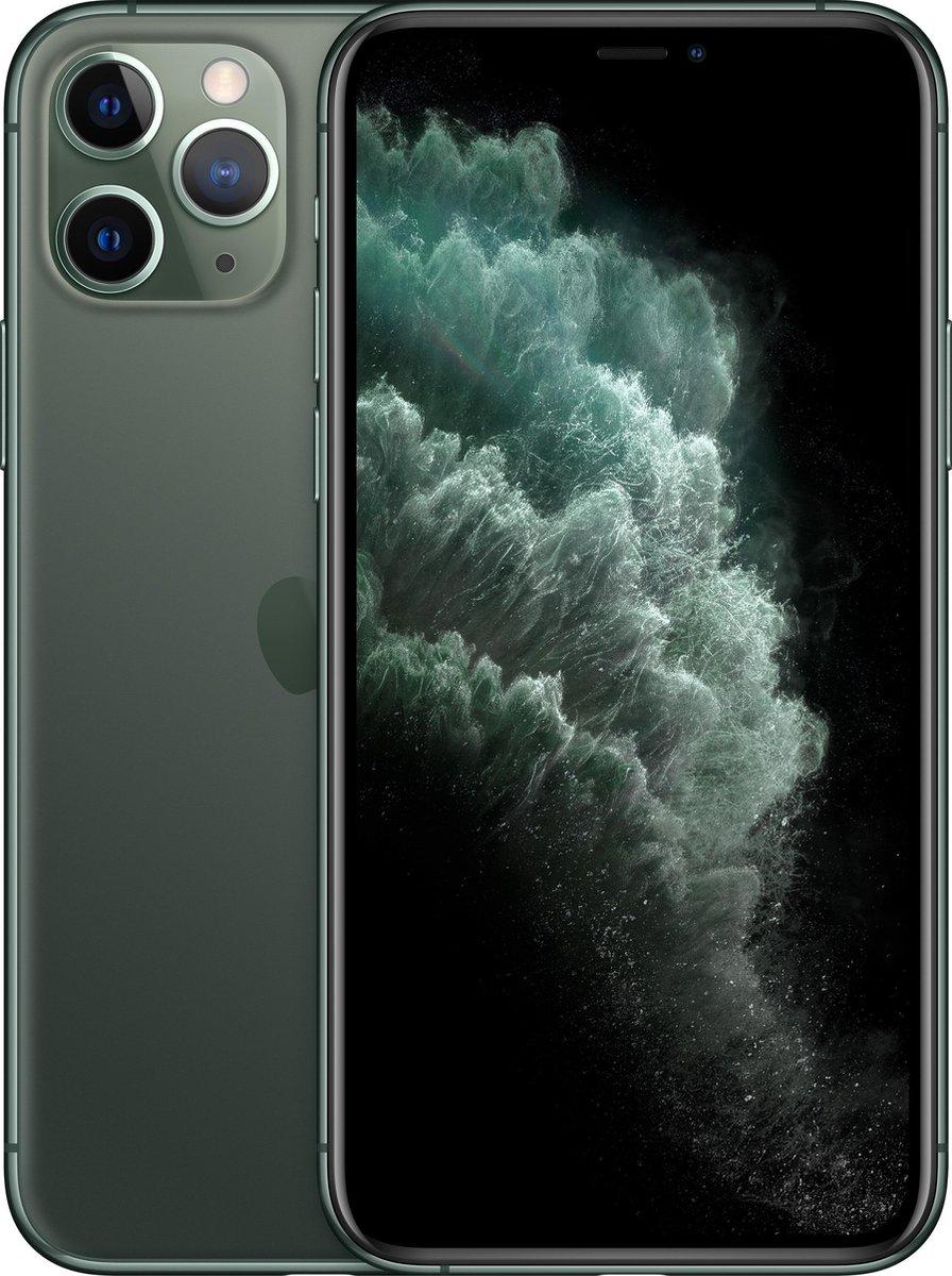 Apple iPhone 11 Pro – 256GB – Middernachtgroen