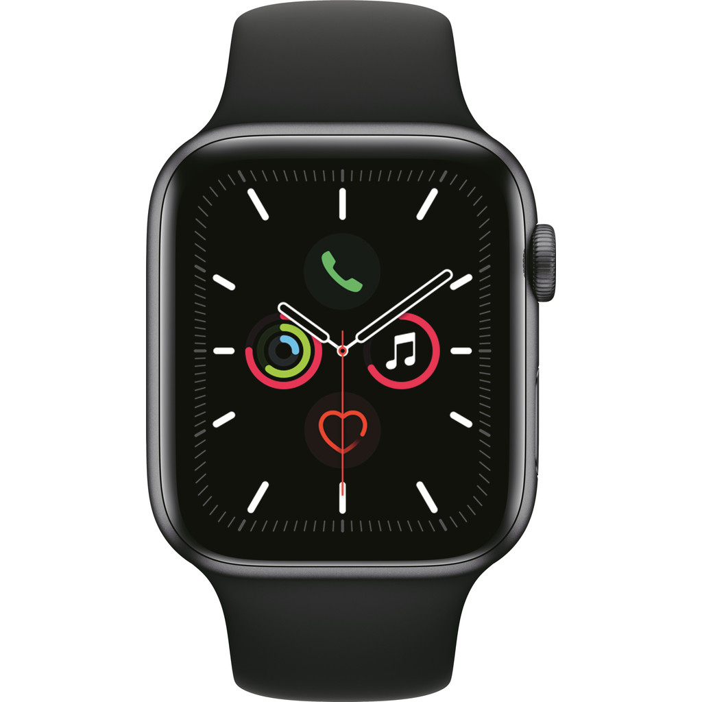 Refurbished Apple Watch Series 5 44mm Space Gray