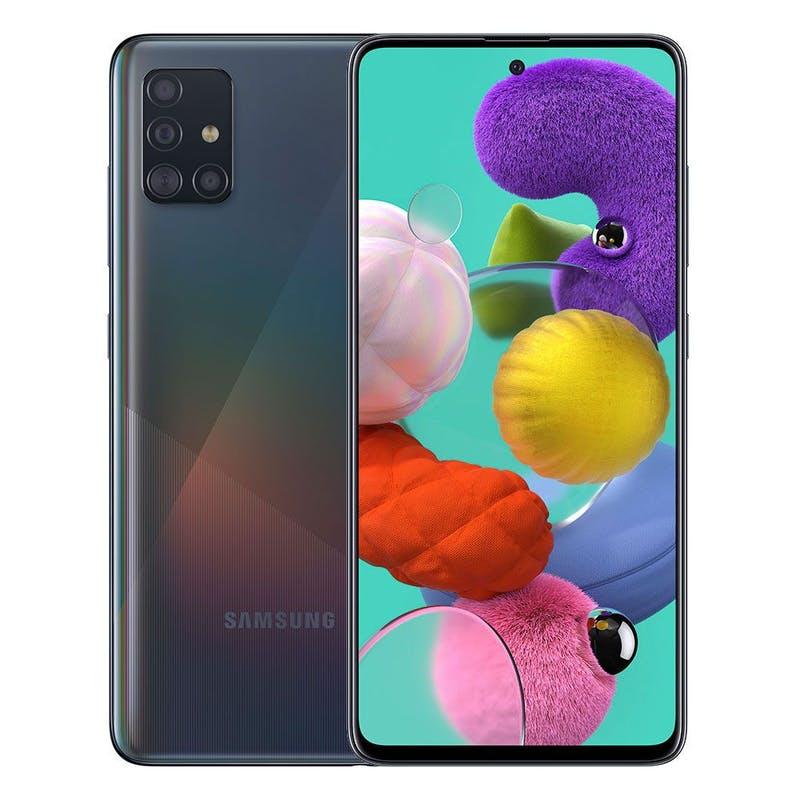 SAMSUNG Galaxy A51- Zwart