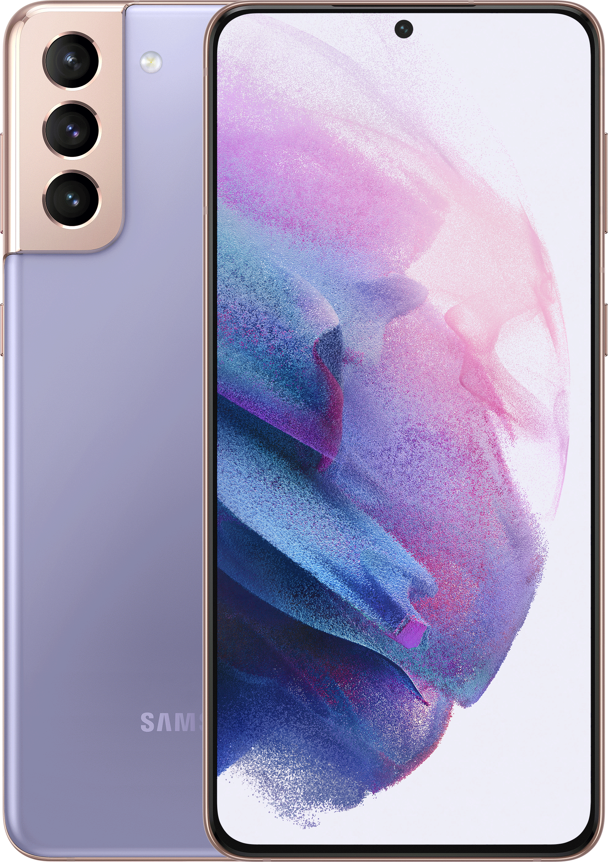 SAMSUNG Galaxy S21 Plus 5G – 256 GB Violet