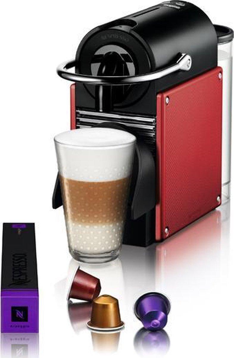 Magimix Nespresso Pixie M110 – Koffiecupmachine – Rood
