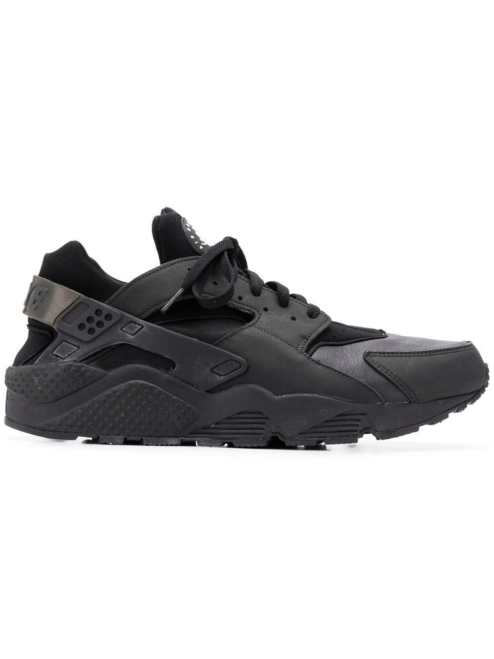 Nike Air Huarache sneakers – Zwart