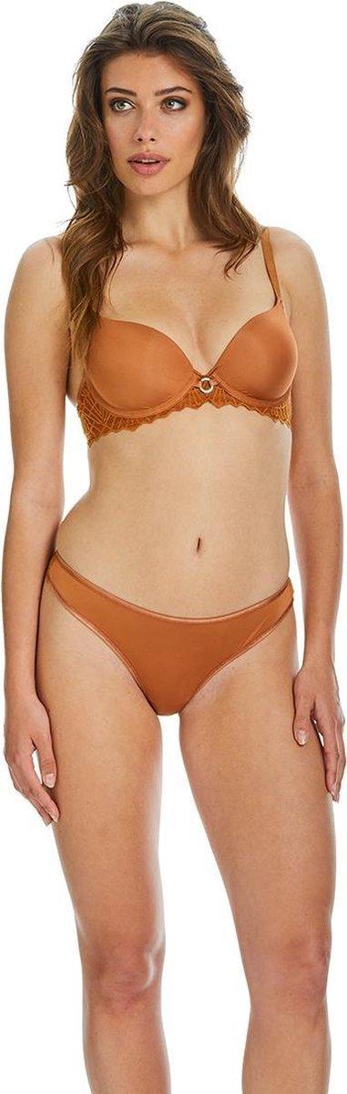 Madison Push up bra – Brown – 75E