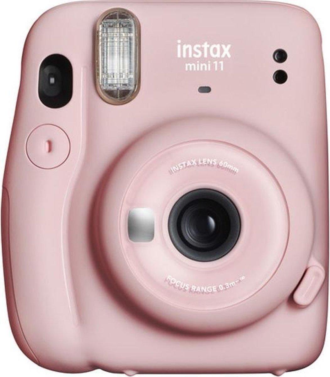 Fujifilm Instax Mini 11 – Blush Pink