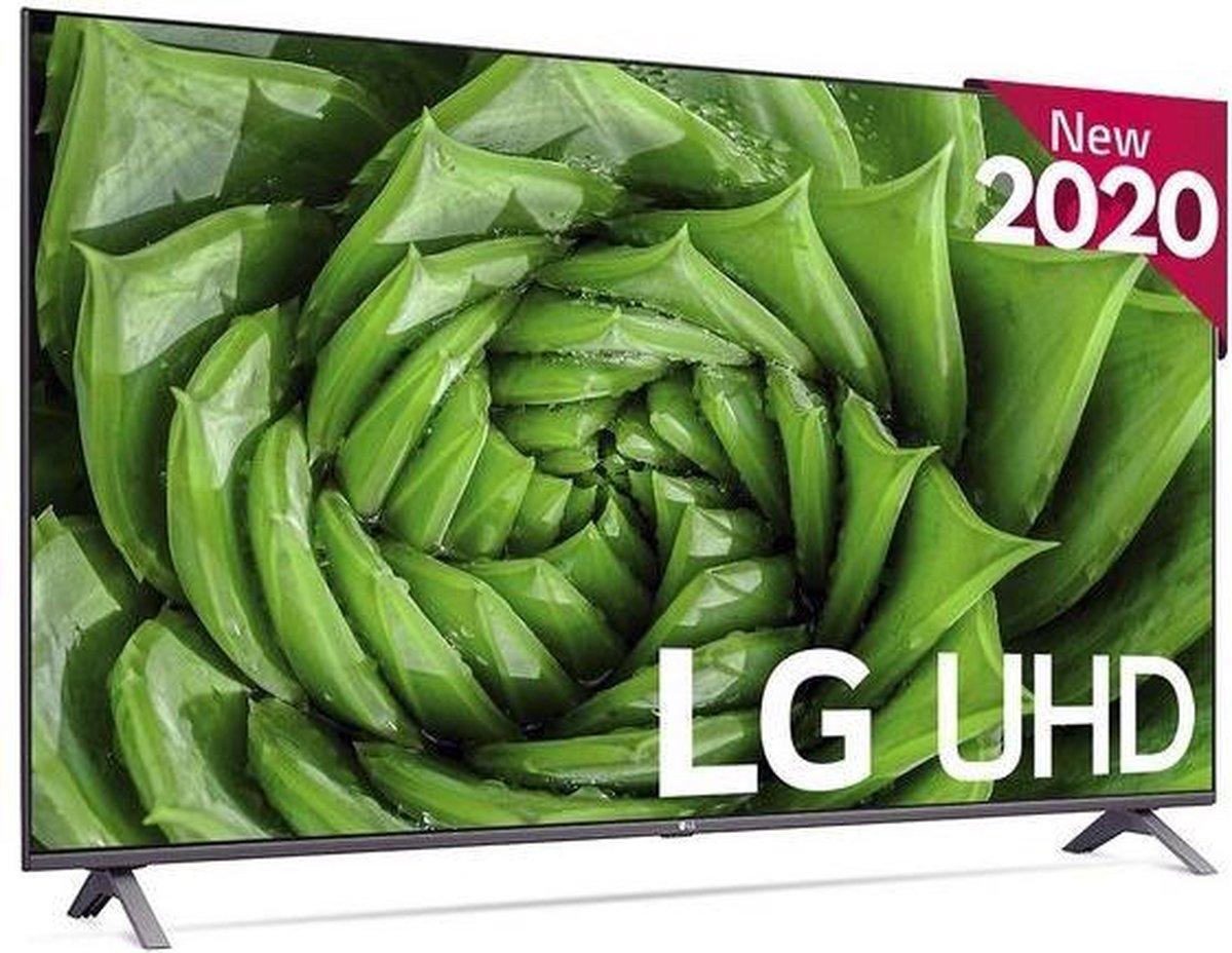 """TV LG 55UN80006LA 139.7 cm (55 """") 4K Ultra HD Smart Wifi"""