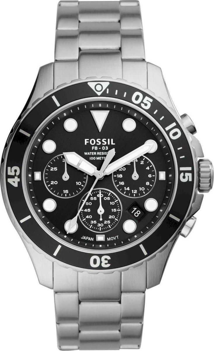 Fossil FS5725 – Heren – Horloge – 46 mm