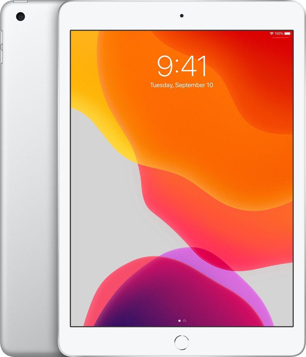 Apple iPad (2019) – 10.2 inch – WiFi – 128GB – Zilver